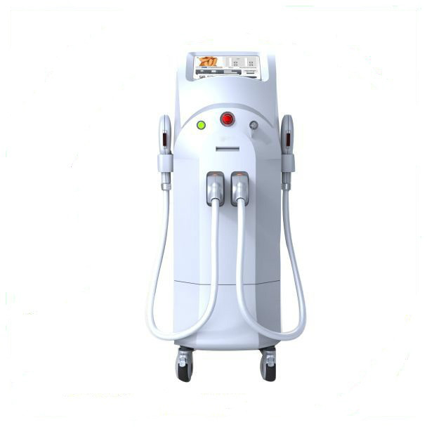 SHR IPL for all skin type hair removal and skin rejuvenation